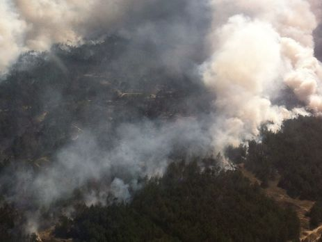 Іванівські рятувальники направились надопомогу по ліквідації лісової пожежі під Раденськом