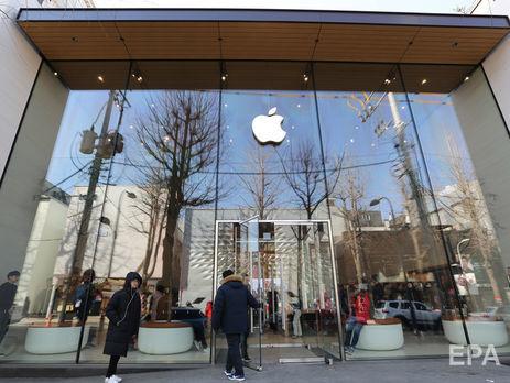 Forbes оцінив вартість Apple у $182,8 млрд