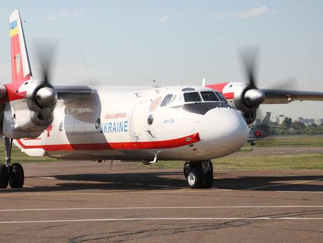 ЗУкраїни вилетів літак за дітьми, які потрапили вДТП в Білорусі
