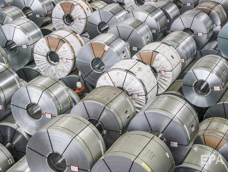 Американские пошлины на сталь и алюминий вступили в силу