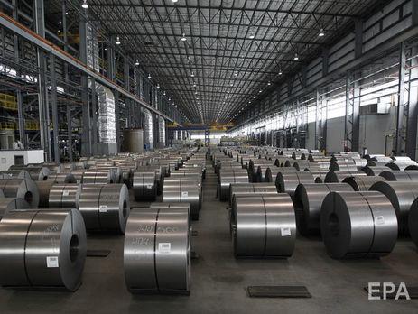 Пошлины на ввоз в США стали и алюминия вступили в силу 1 июня