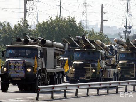 Российскую Федерацию  иИран вСирии пробует  рассорить Израиль