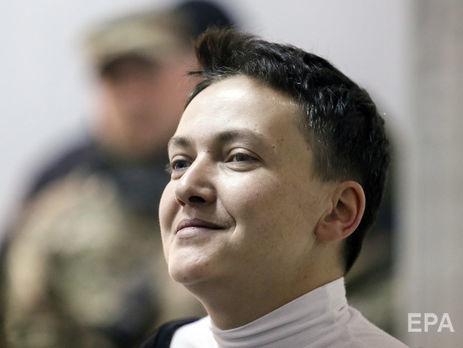 Детектор лжи подтвердил, что Савченко готовила вооруженный переворот— СБУ