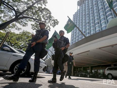 В Сингапуре согласовали место, где пройдет встреча Трампа и Ким Чен Ына