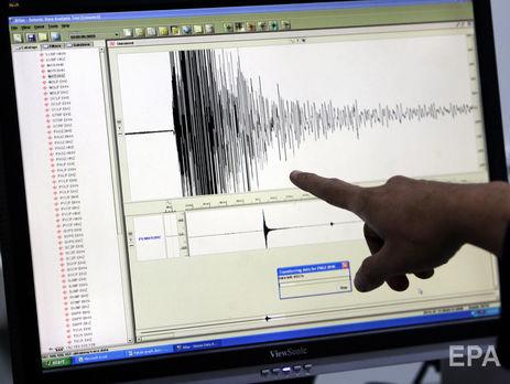 Граждане Тбилиси ощутили землетрясение, которое случилось вАзербайджане