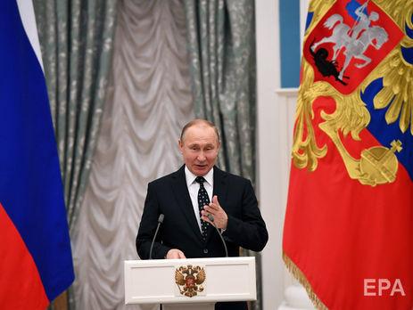 Путін: Усе життя пропрацював у органах безпеки