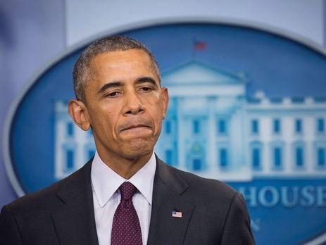 АР: Зусилля адміністрації Обами успіху не мали, оскільки американські банки відмовилися брати участь у цьому процесі