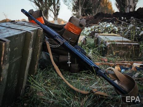 Бои на Донбассе не прекращаются