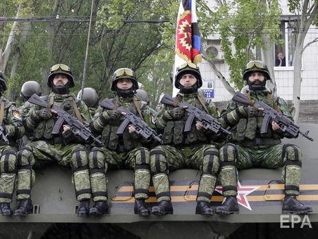 Боевики в Луганской области обстреляли микроавтобус