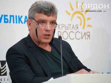 Борис Немцов обратился в ФСБ за разъяснениями о кадыровцах на Донбассе