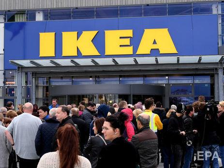 ІКЕА одна из крупнейших мировых торговых сетей по продаже мебели и товаров для дома