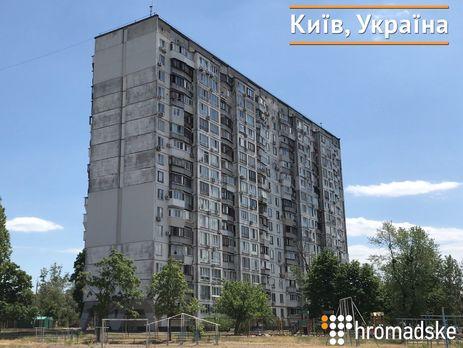 Дом в Киеве, возле которого Гай Ричи снимал ролик