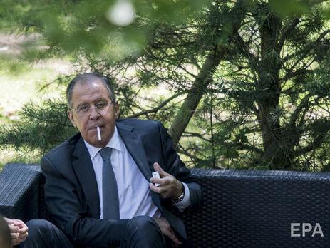 Лавров объявил  оботсутствии у РФ  амбиций вернуться вG8