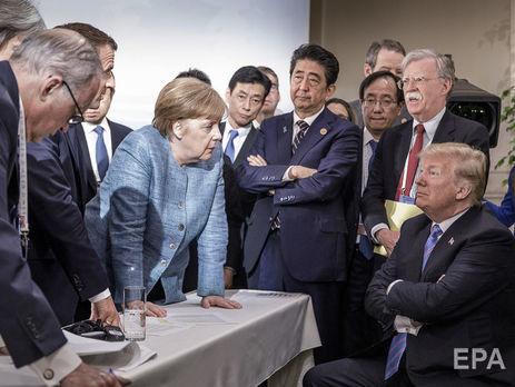 Картинки по запросу саммит g7 2018 фото