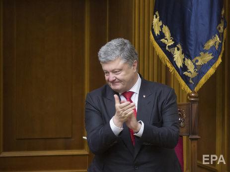 Порошенко: Цена для Москвы за ее агрессию против Украины будет расти
