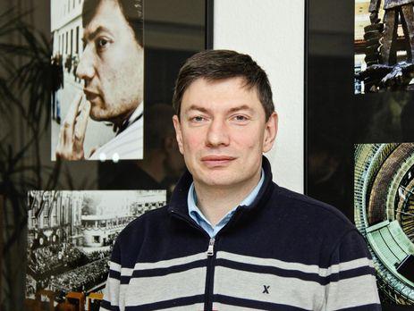 Эйдман (на фото): Самые смелые мечты Путина сбылись