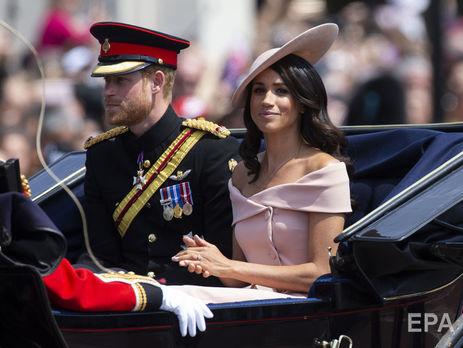 Принц Гаррі з дружиною вирушать восени в тур