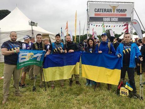 Українські десантники подолали маршрут менш ніж за 24 години