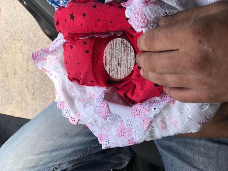 12 июня в Черкассах задержали женщину, которая за  5 тыс. пыталась продать  своего новорожденного ребенка. 22296973c10