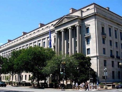Минюст США обвинил жителей  РФ в несоблюдении  санкций против Сирии