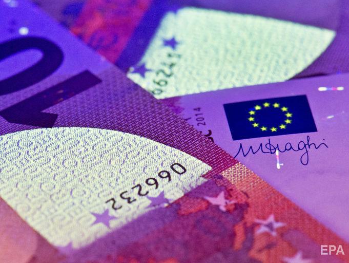Гривна к евро подорожала до 30,73 грн/€