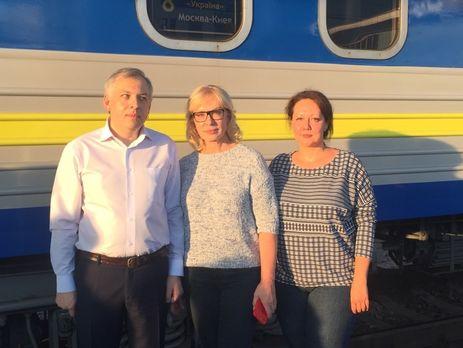 Омбудсмен Денисова поехала вРФ увидеться  сполитзаключенными украинцами