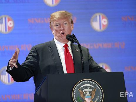 Трампа номинируют на Нобелевскую премию мира третий год подряд
