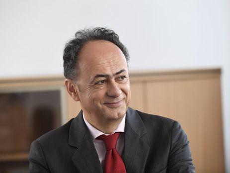 Мингарелли сказал, что ЕС озвучит свою позицию по закону об антикоррупционном суде через несколько дней