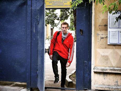 Навальный заявил, что к ЧМ 2018 задержанных в России стали кормить лучше, чем в ресторане