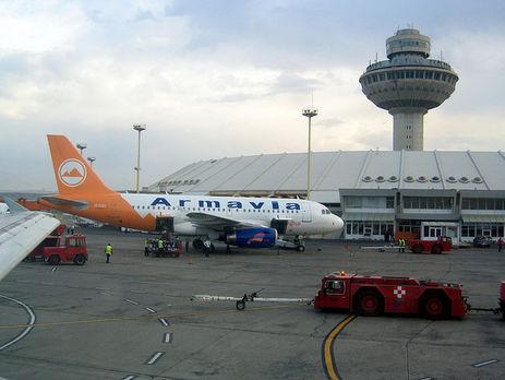 Участников драки задержали в аэропорту Еревана