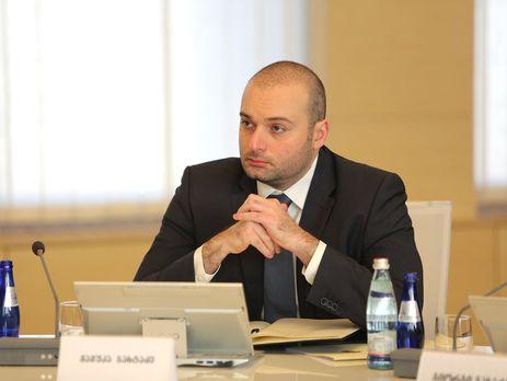 Парламентское большинство Грузии выдвинуло министра финансов на пост премьера