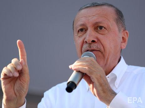 Через падіння рейтингу Ердогану не вистачає голосів для перемоги в першому турі виборів – опитування