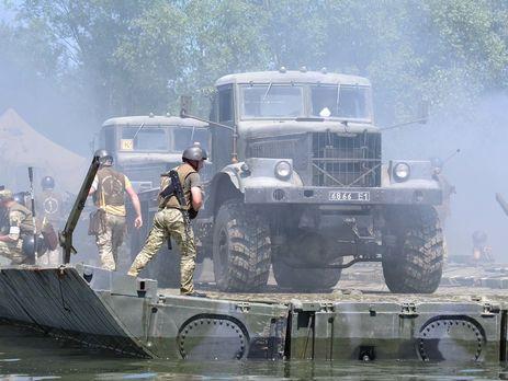 В Госдуме РФ выразили озабоченность созданием ударной группировки Украины в районе Азовского моря