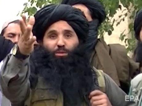 ВАфганистане убили лидера пакистанских талибов