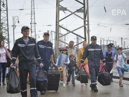 На учет взяли 1 235 400 семей с Донбасса и из Крыма