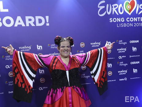 «Евровидение 2019» могут перенести изИзраиля вАвстрию