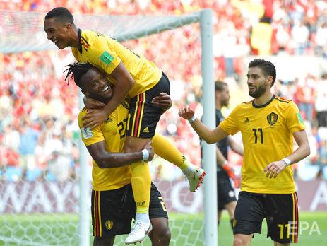 Бельгийцы забили пять мячей
