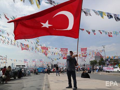 23 июня в Стамбуле прошел массовый митинг в поддержку оппозиционного кандидата Индже