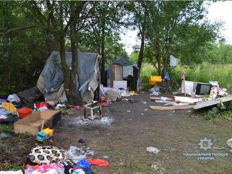 Вечером 23 июня на лагерь ромов на окраине Львова напали, погиб один человек
