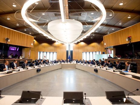 Лидеры ЕС собрались в Брюсселе