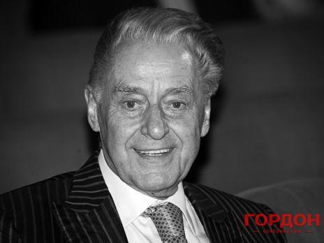 Дементьев скончался в возрасте 89 лет