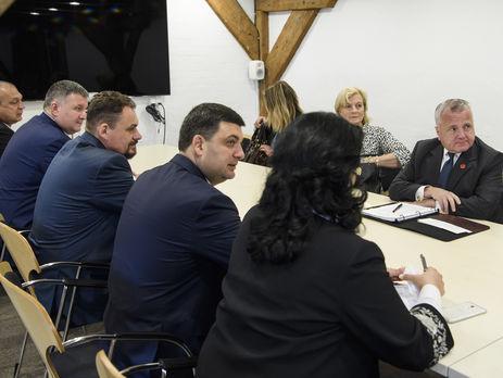 Украина заручилась поддержкой США пообеспечению прозрачных выборов