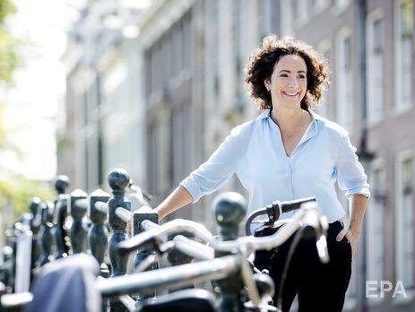 Мэром Амстердама впервый раз стала женщина