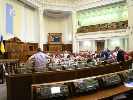 Верховная Рада поддержала закон обусилении защиты прав ребенка нанадлежащее содержание