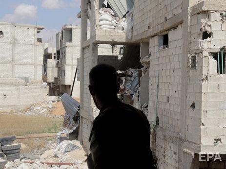 ВСирии начала воевать новая российская ЧВК