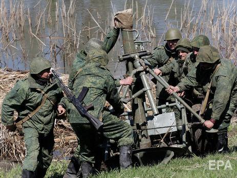 ВРФ всуде русский офицер объявил, что воевал наДонбассе