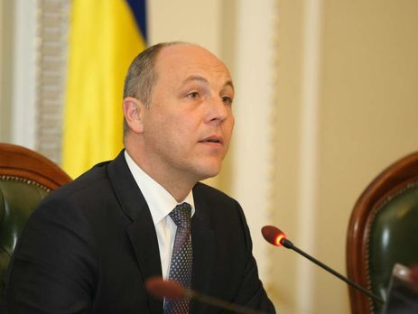 Парубий рассказал о роли Рельке в захвате здания СБУ в Луганске