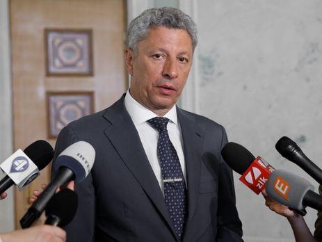 Юрий Бойко: Мы не будем голосовать ни за какие вопросы, пока не будет принят законопроект №8362