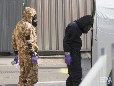 Расследующий отравление под Солсбери полицейский попал в поликлинику