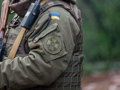 Под Мариуполем нацгвардейцы задержали пособника террористов